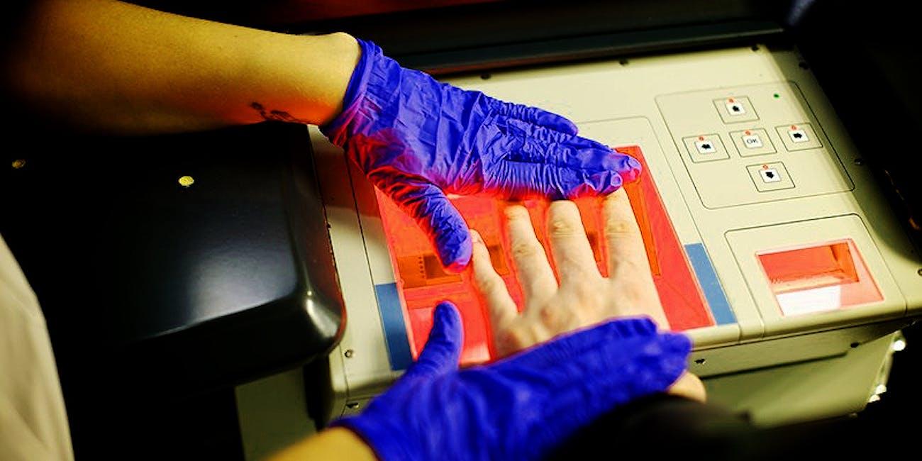 fingerprint scanners, fake fingerprint membranes, etc