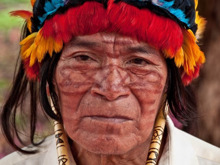 The Amazon Tribe That Dreams of the Future Fears Sex, Welcomes Panthers