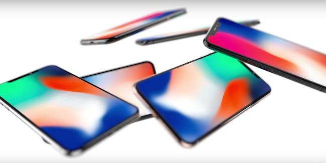 iPhone X Plus concept art video