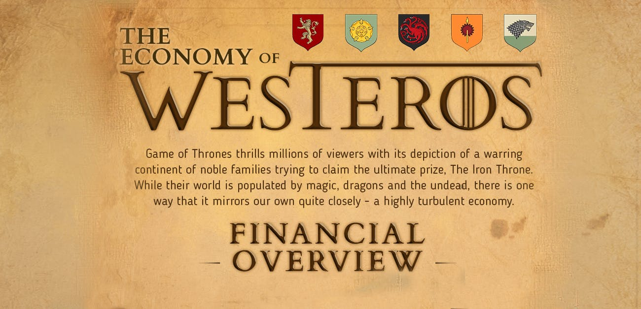 game of thrones money