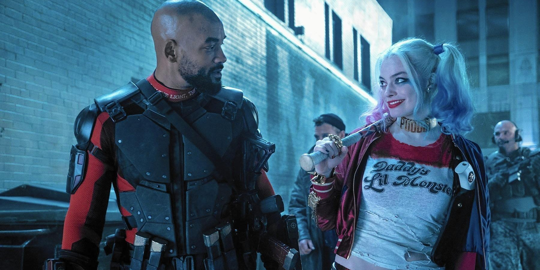 Will Smith Begging For 'Gotham City Sirens' Deadshot Cameo