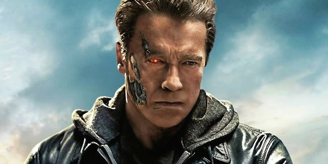 Arnold Schwarzenegger -- 'Terminator Genisys'