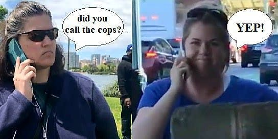 Permit Patty and BBQ Becky