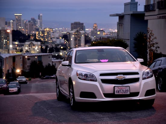 Lyft and Uber Workers Must Pay San Francisco $91 to Keep Driving