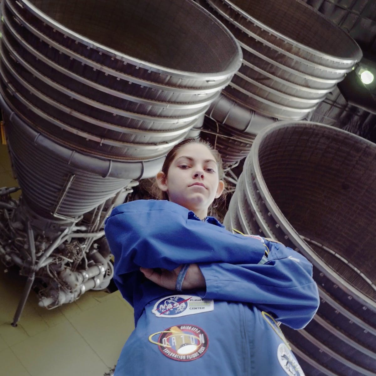 17-Year-Old Alyssa Carson Is America's Best Bet for Making It to Mars