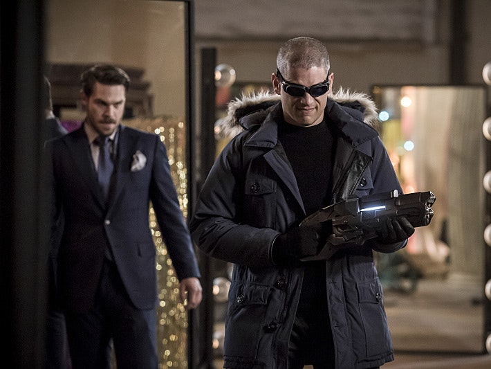 Mirror Master Gunning for Captain Cold's Spot in 'The Flash'