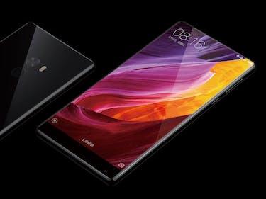 Xiaomi's Bezel-Free Mi Mix Is the 'Black Mirror' Phone You Need