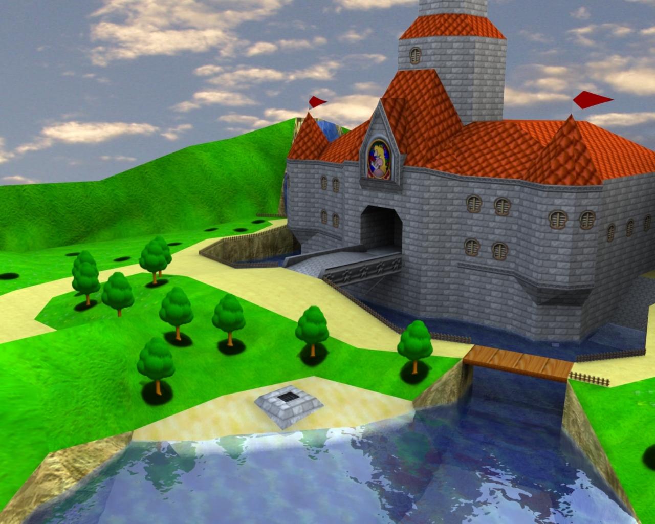 7 Ways 'Super Mario 64' Revolutionized Gaming | Inverse