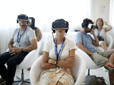 VR Sex Will Make Us Freaky, Self-Aware Lovers