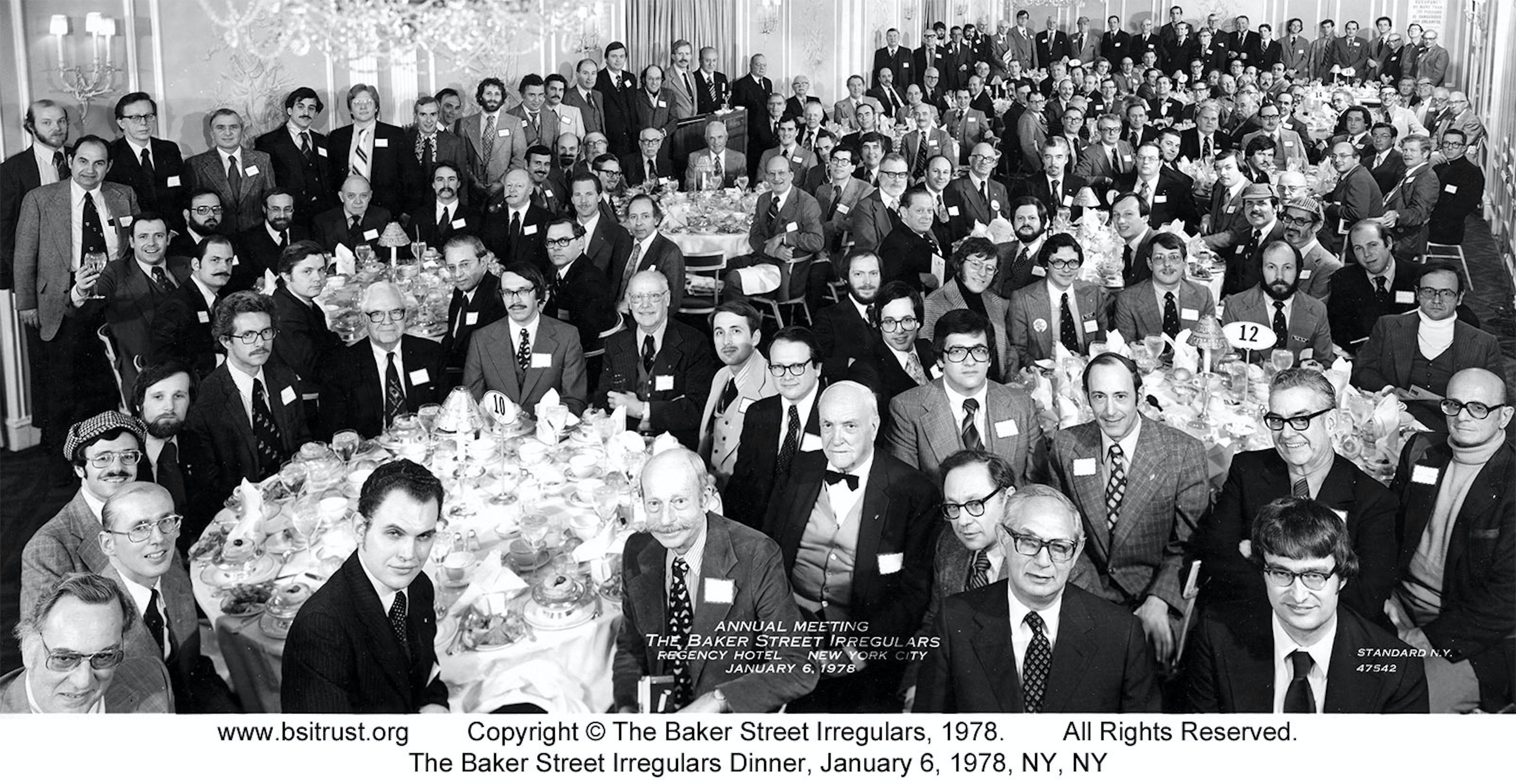 The BSI in 1978