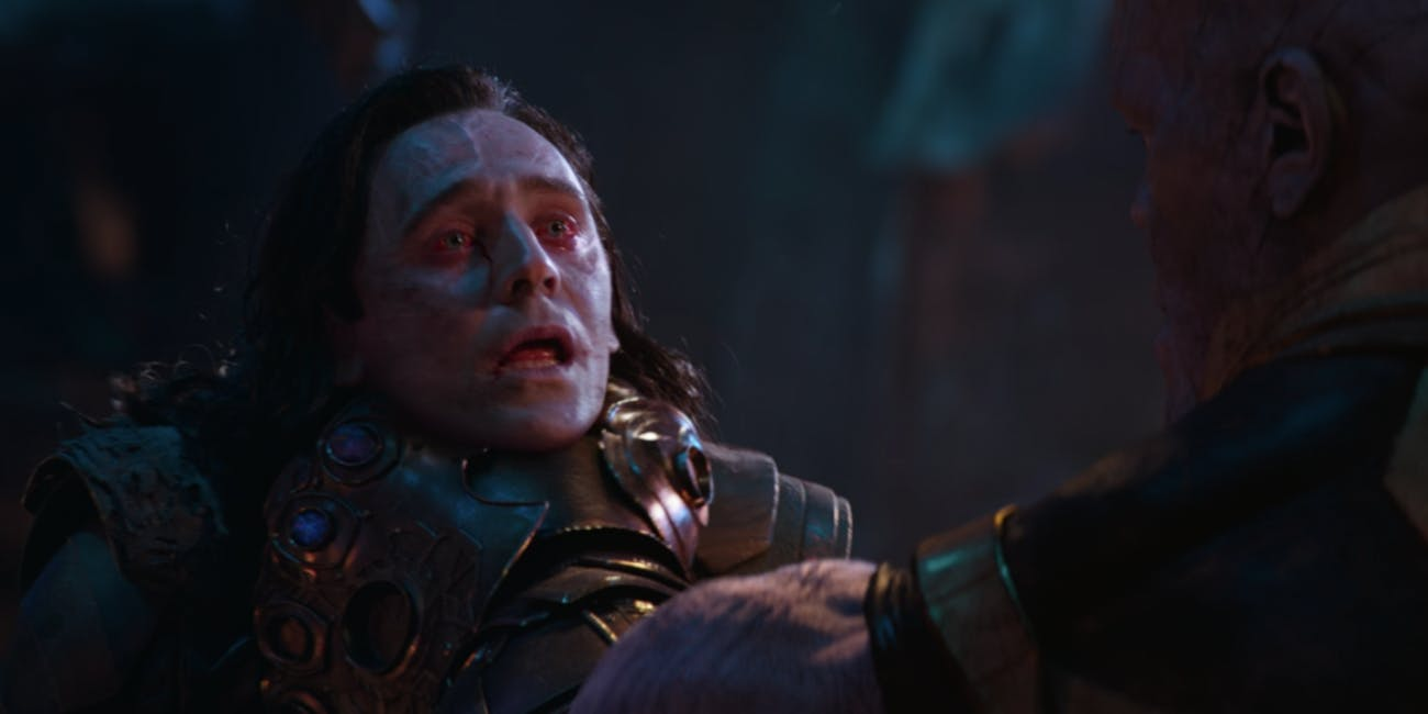 Loki Thor Avengers