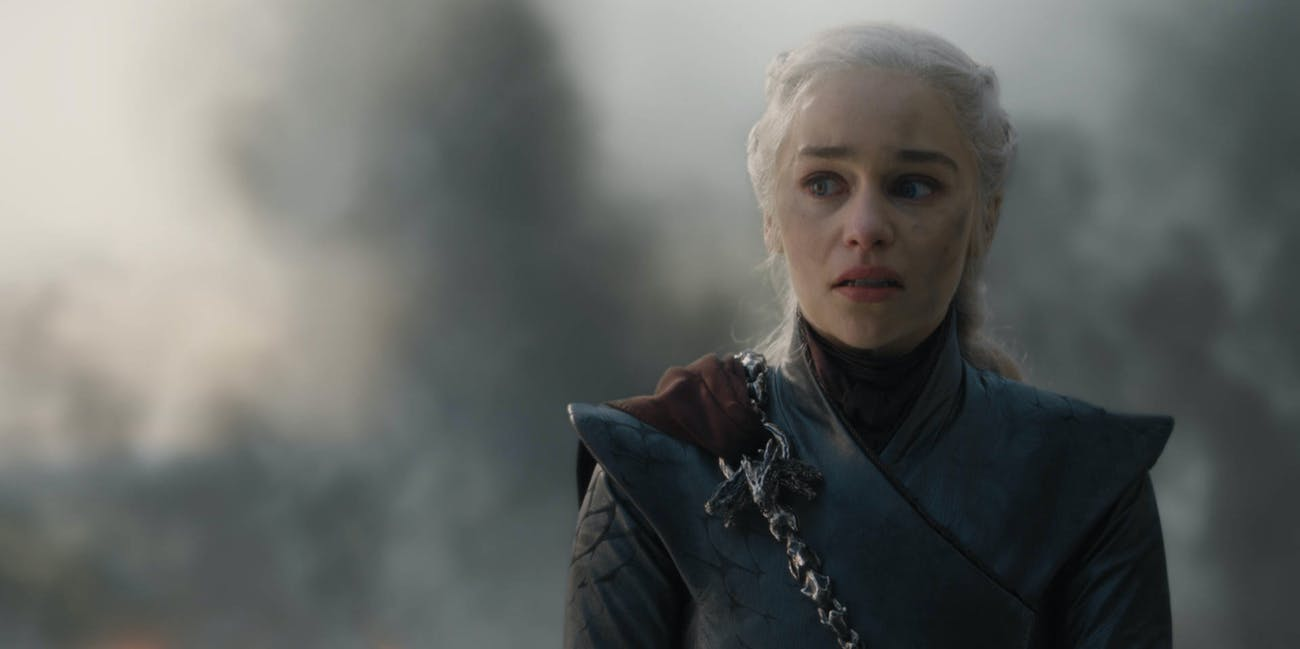 Daenerys Season 8 Game of Thrones