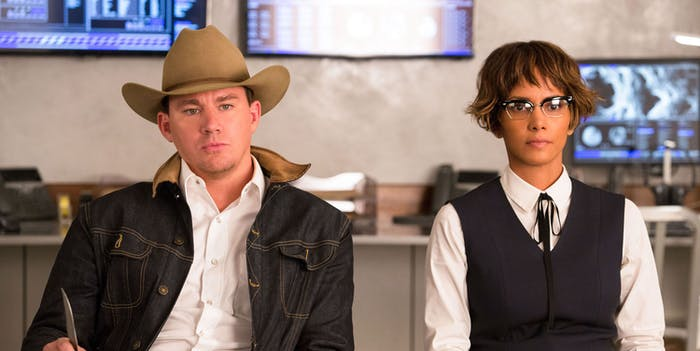 Expect much more from these two if we get a 'Kingsman 3'.