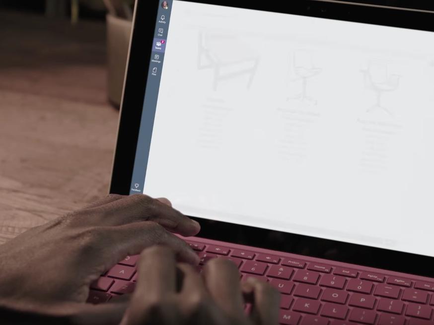 Microsoft Debuts Teams, Its Slack Rival: 5 Key Differences