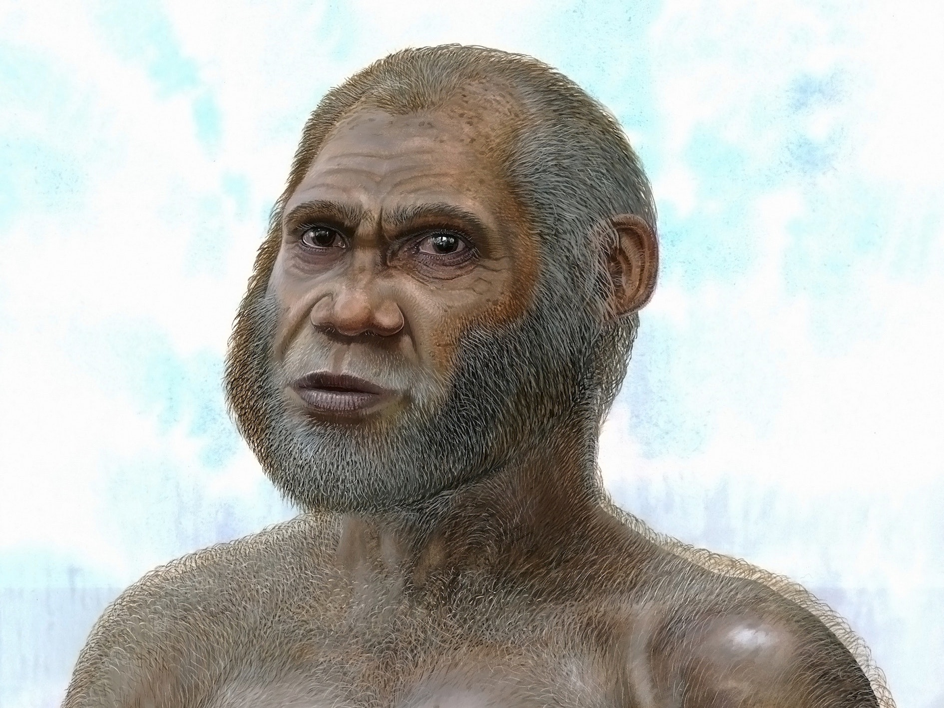 Scientists Think This Ancient Human Lived Among Our Modern Cousins
