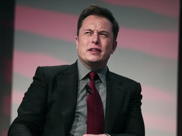 Elon Musk Says Trump's NASA Bill Doesn't Make a Difference for Mars