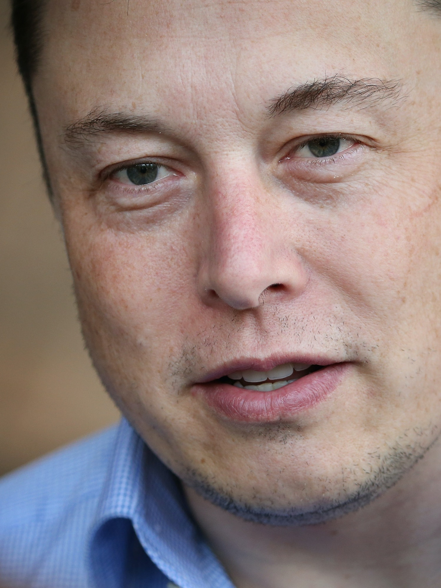 SUN VALLEY, ID - JULY 07:  Elon Musk, CEO and CTO of SpaceX, CEO and product architect of Tesla Motors, and chairman of SolarCity, attends the Allen & Company Sun Valley Conference on July 7, 2015 in Sun Valley, Idaho. Many of the worlds wealthiest and most powerful business people from media, finance, and technology attend the annual week-long conference which is in its 33nd year.  (Photo by Scott Olson/Getty Images)