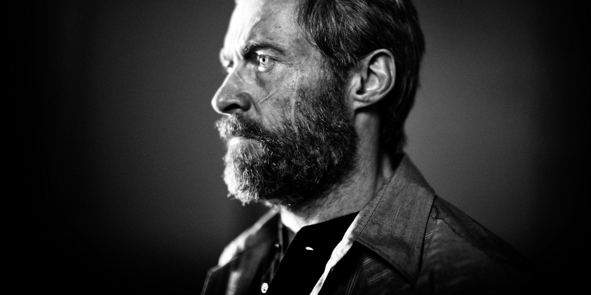 Hugh Jackman Old Man Logan