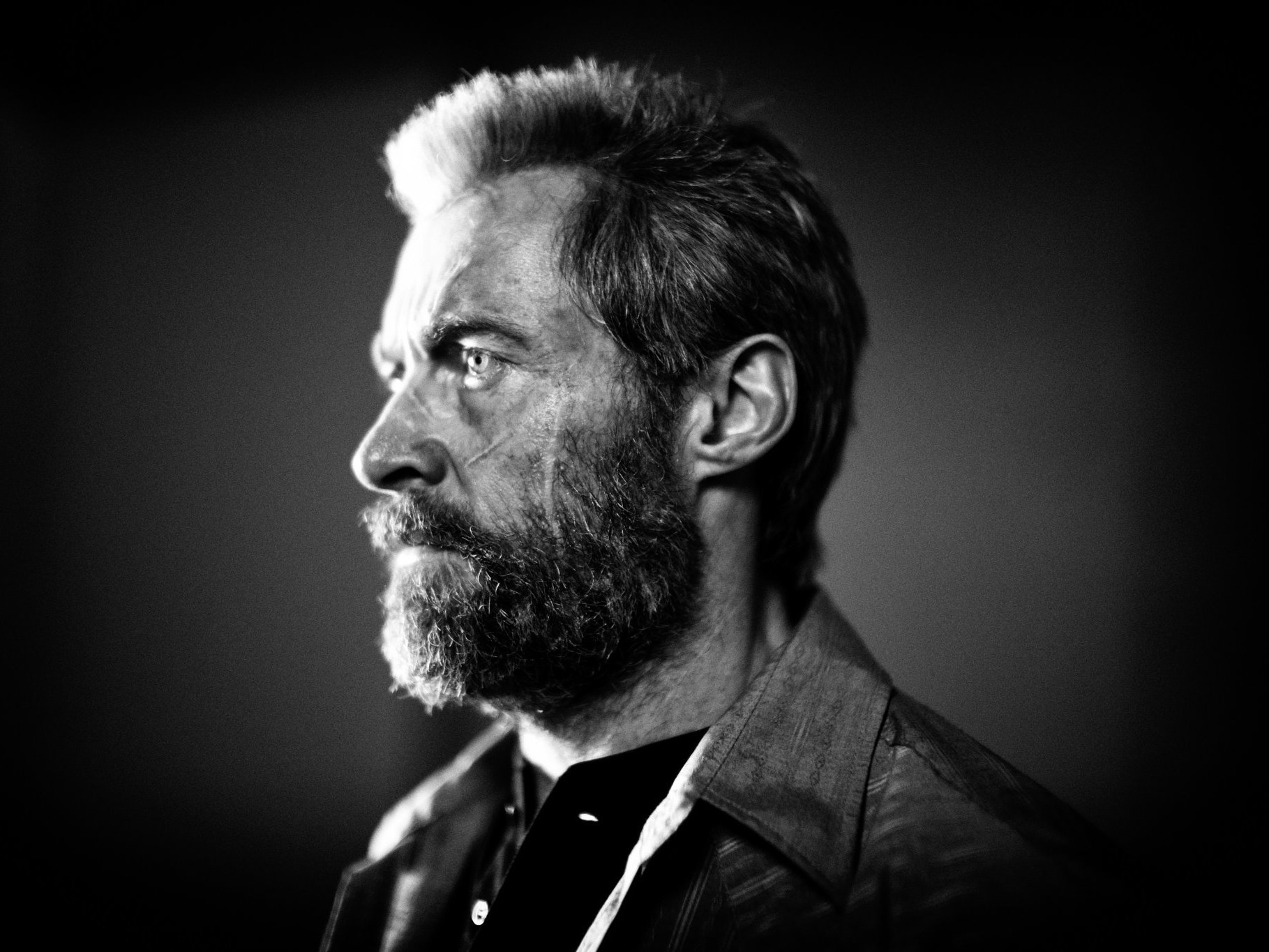Woah, 'Logan''s Bearded, Grizzled Wolverine Has Seen Shit