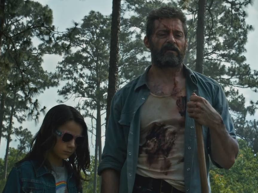 Red Band 'Logan' Trailer Slices in One Brutal Change