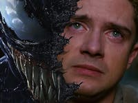 Venom Topher Grace