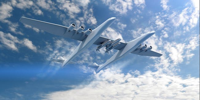 Paul Allen, former CEO of Microsoft, now runs Vulcan Aerospace, which is trying to launch rockets into space with the gigantic Stratolaunch plane.