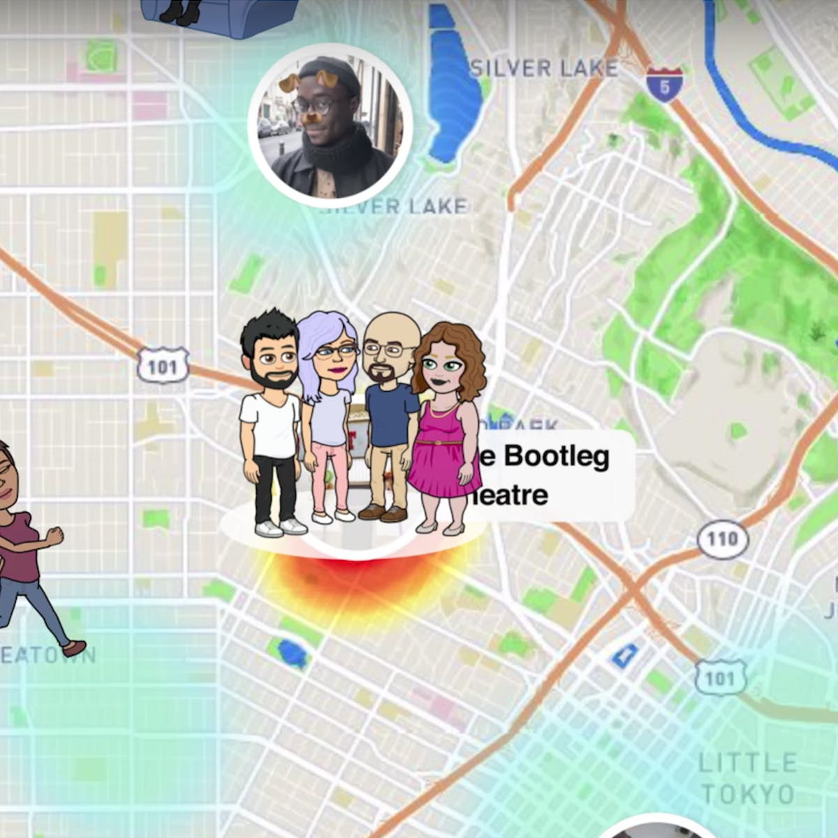 Snapchat Just Created a Marauder's Map for the Entire World