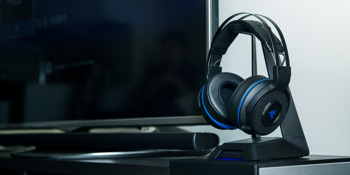 Razer Thresher Ultimate Gaming Headset Lives Up To Its