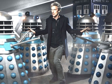 Why the Daleks Will Probably Open 'Doctor Who' Season 10