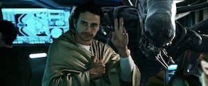 James Franco in 'Alien: Covenant'