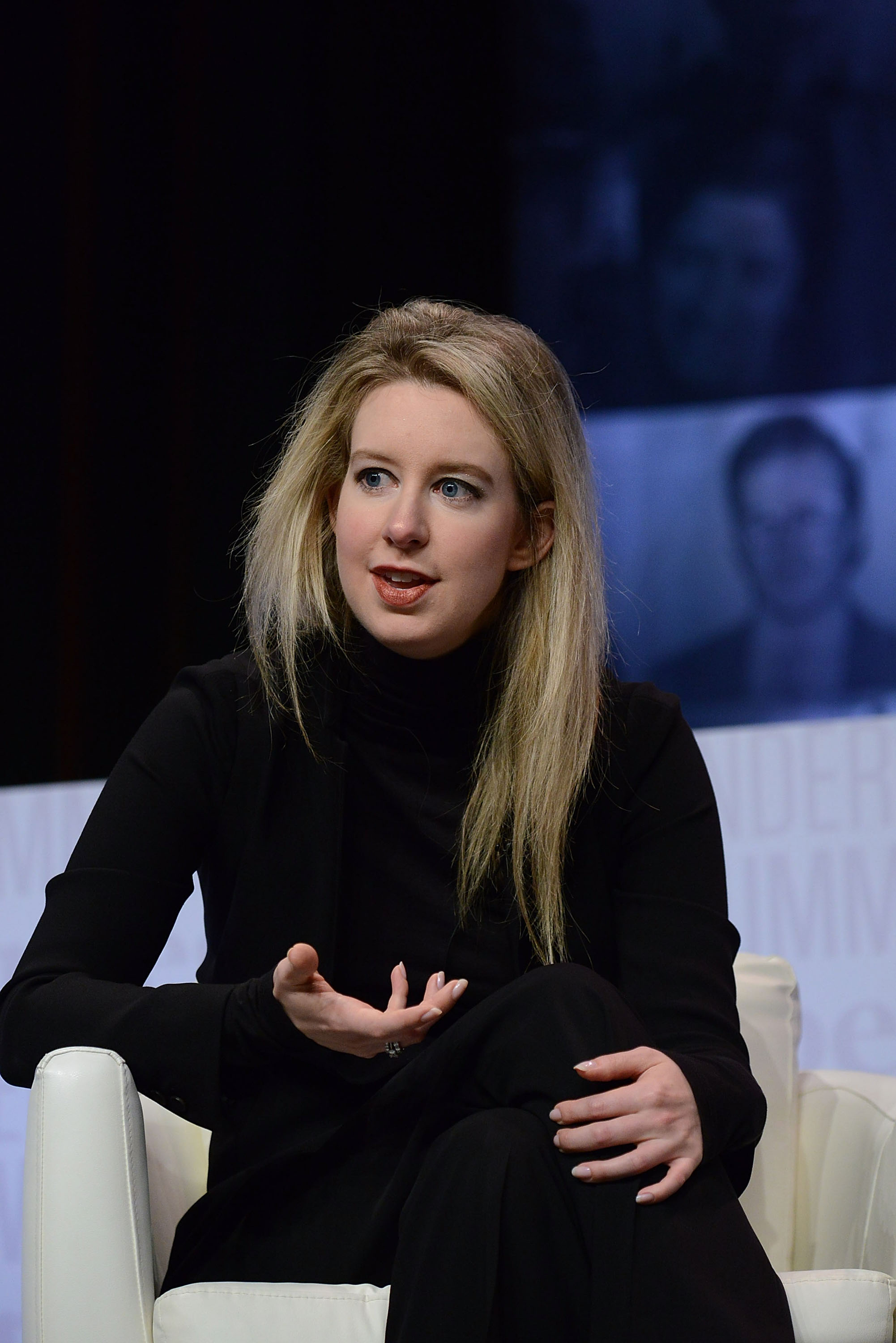 How does one invest in the company Theranos?