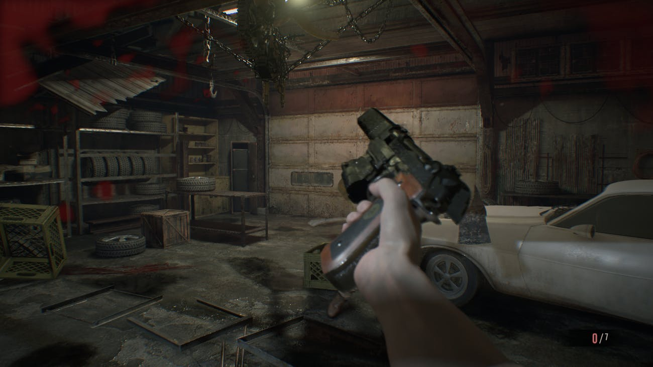 How to Survive on Madhouse Difficulty in 'Resident Evil 7