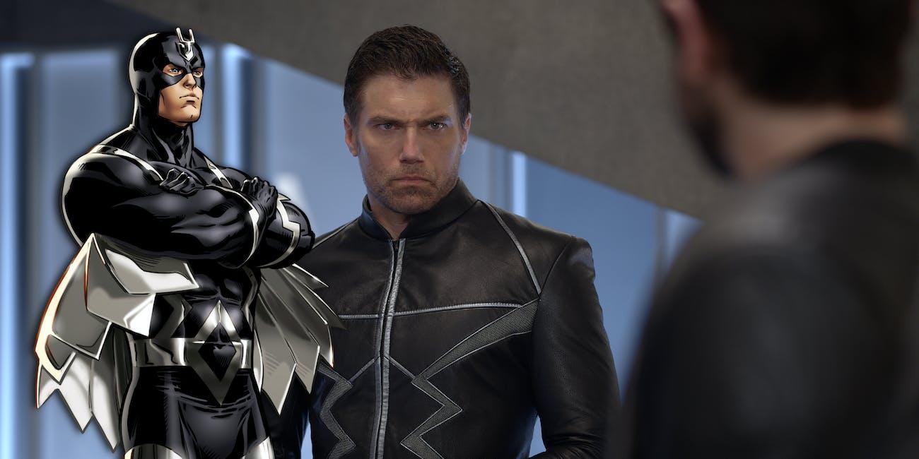 Marvel Inhumans Black Bolt