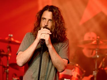 Chris Cornell's Massive Life in Music, by the Numbers