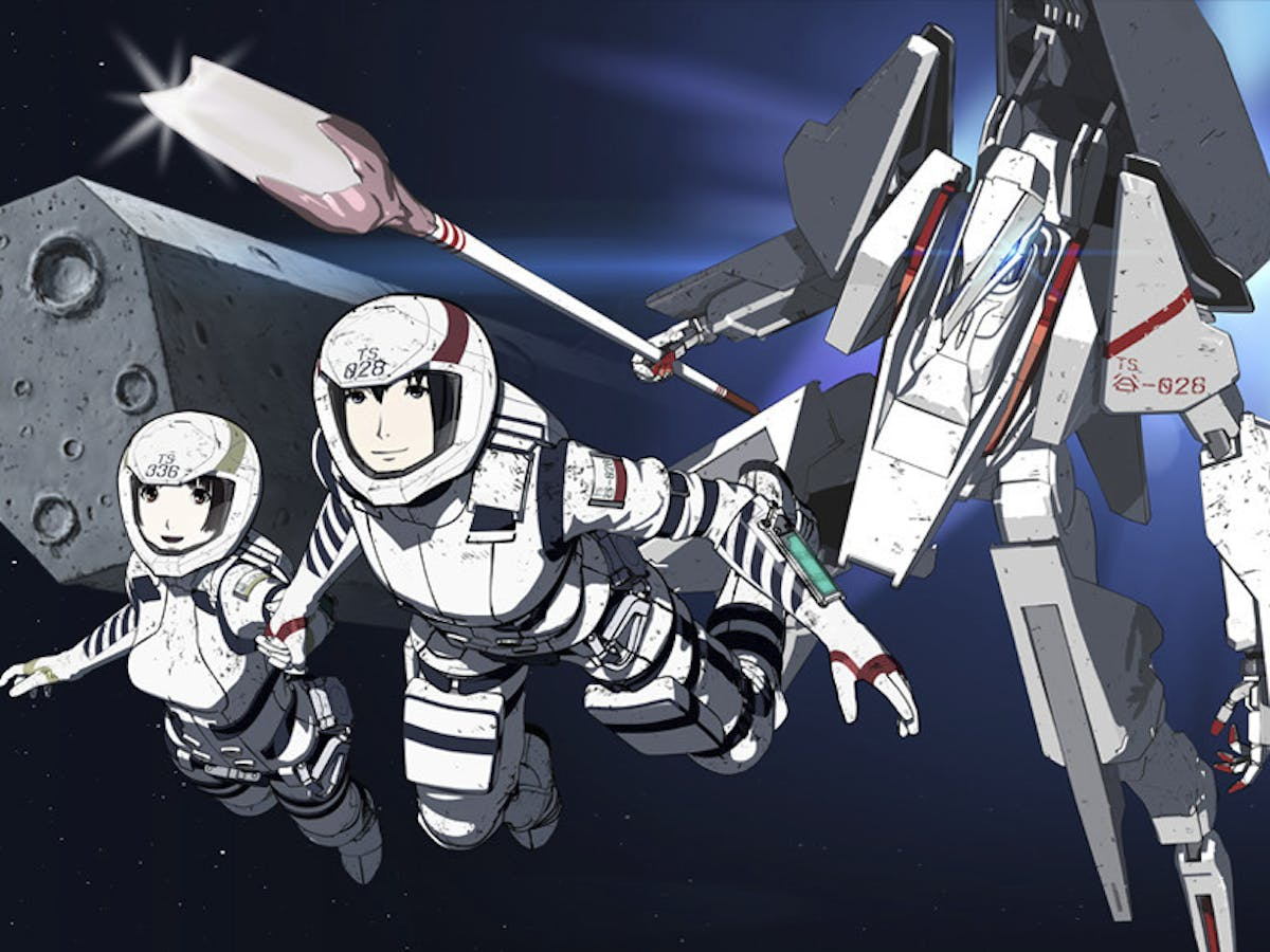 Knights Of Sidonia Is The Pinnacle Of Gritty Mecha Anime Inverse