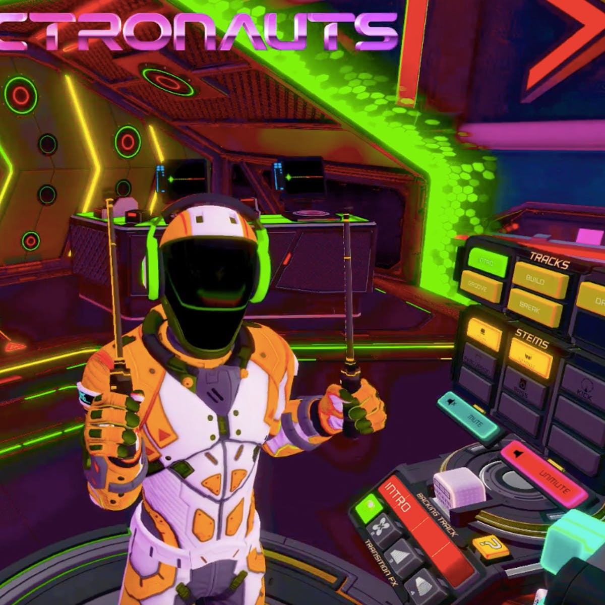 Electronauts' VR Experience Will Make You Feel Like You're