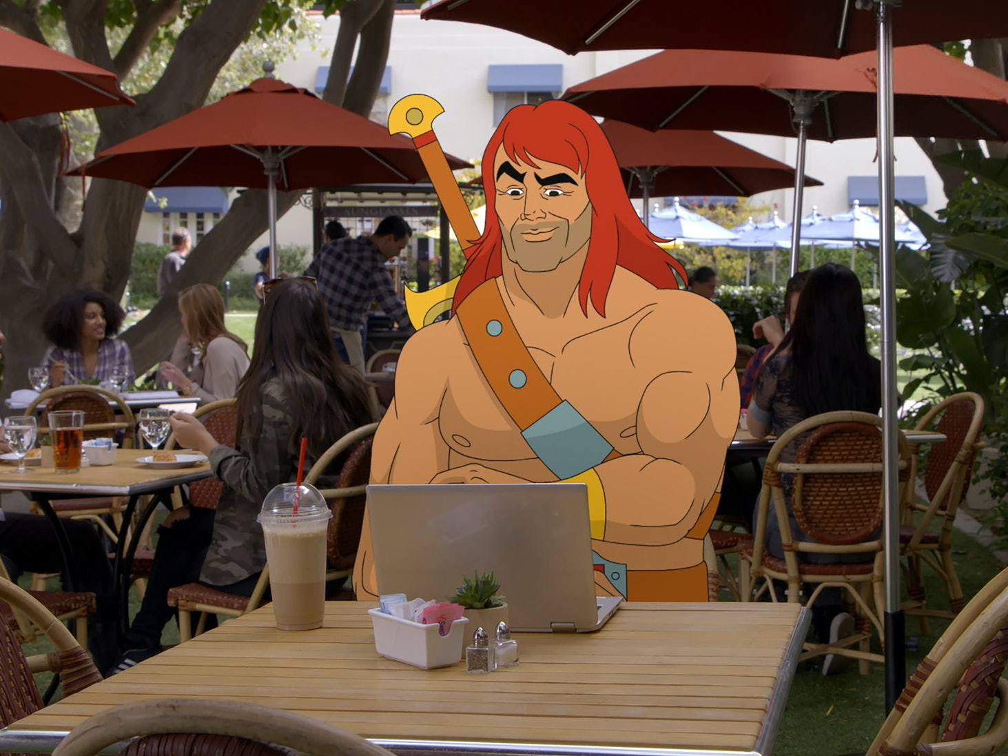 How Edgar Rice Burroughs and 'He-Man' Led to 'Son of Zorn'