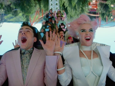Katy Perry's 'Chained to the Rhythm' Video Is Her 'Black Mirror'