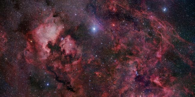 Deneb is a major star in the Norther end of the Cygnus the Swan constellation.