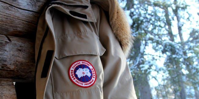 Canada Goose parka