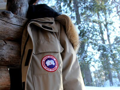 Don't Feel Bad About the Coyote Fur on Your Canada Goose Jacket