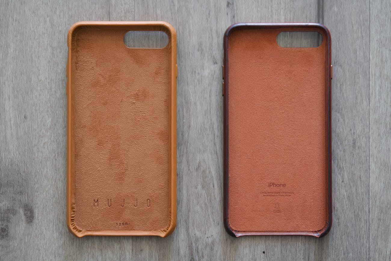 mujjo iphone xs max case