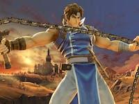 Super Smash Bros Ultimate Richter Belmont