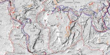 Supercontinents, plate tectonics