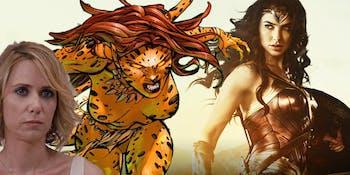 Kristin Wiig is officially the villain of 'Wonder Woman 2'.
