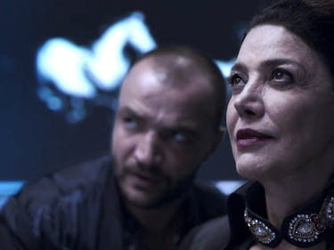 Why Avasarala Dropped More F-Bombs in 'The Expanse' Season 2