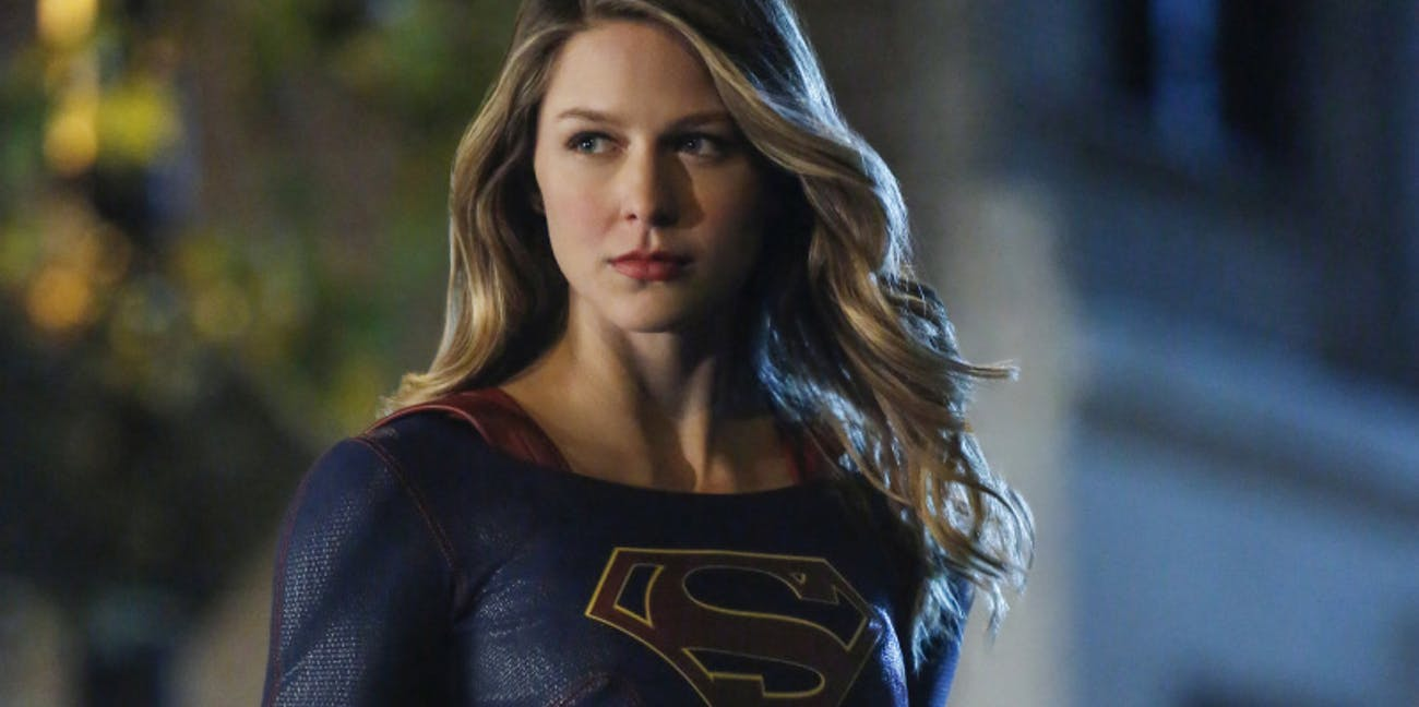 The CW Supergirl Kevin Smith