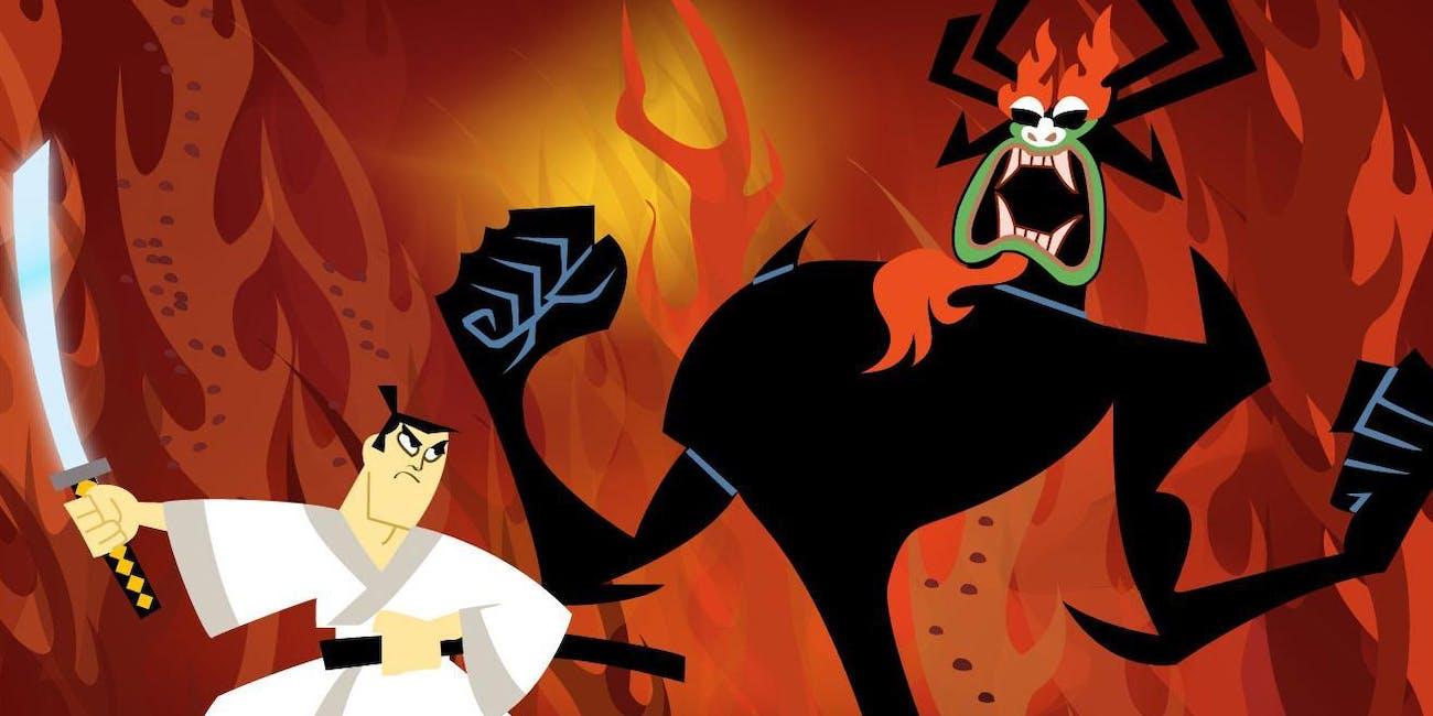 The 10 Best Episodes Of Samurai Jack Inverse