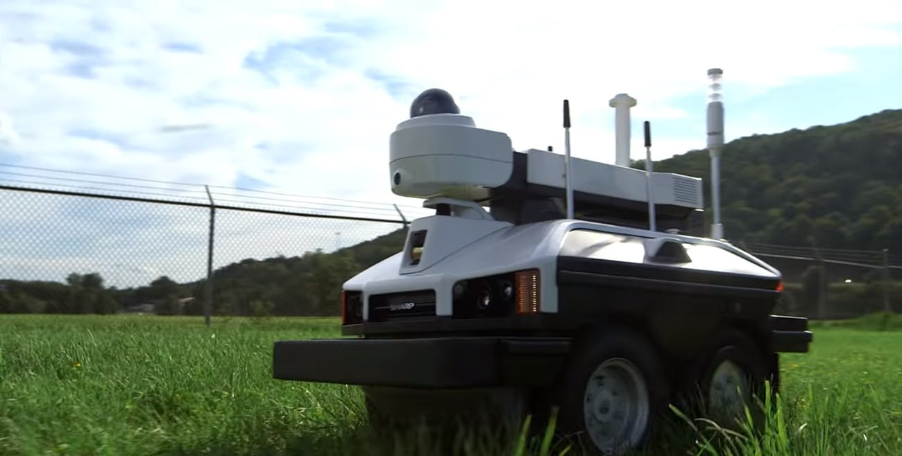 Marijuana Farmers Using Tireless Robots to Guard Their Cash