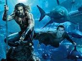 Aquaman and Superman